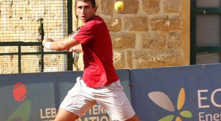اختتام كاس لبنان في التنس لنادي برمانا
