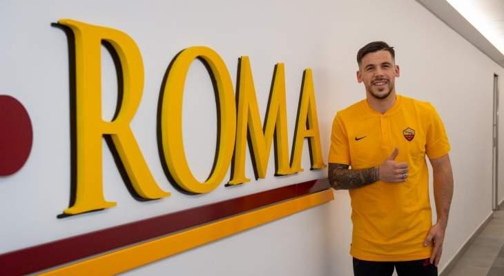 بيريز: أنا أفكر فقط في النجاح مع روما