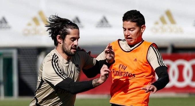 اضافة قوية لـ ريال مدريد قبل موقعة ايبار