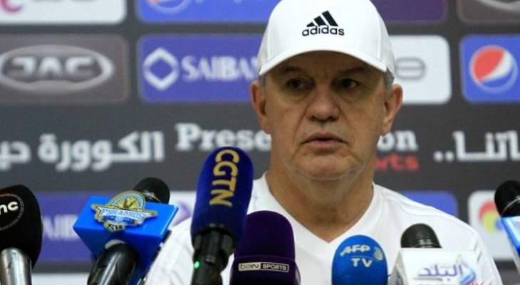 مدرب مصر : سنلعب بطريقة هجومية أمام النيجر