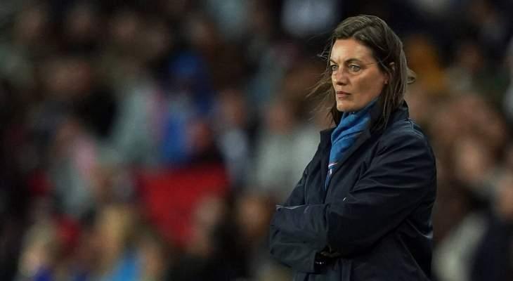 مدربة منتخب فرنسا: لم نفز بشيء بعد