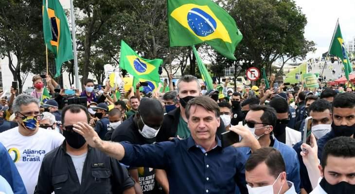الرئيس البرازيلي يريد عودة كرة القدم رغم تفاقم الوباء في البلاد