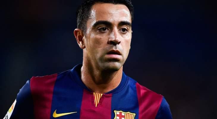 تشافي: لا أرى عودة نيمار الى برشلونة