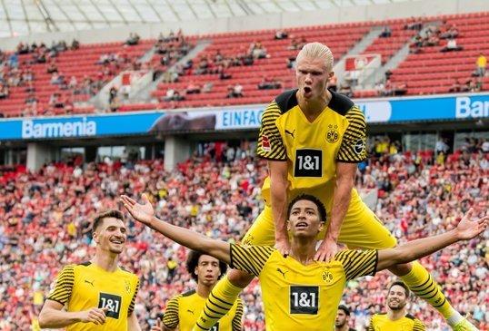 الدوري الالماني: فوز مثير لدورتموند على ليفركوزن وإنتصار ماينز وتعادل كولن وفرايبورغ