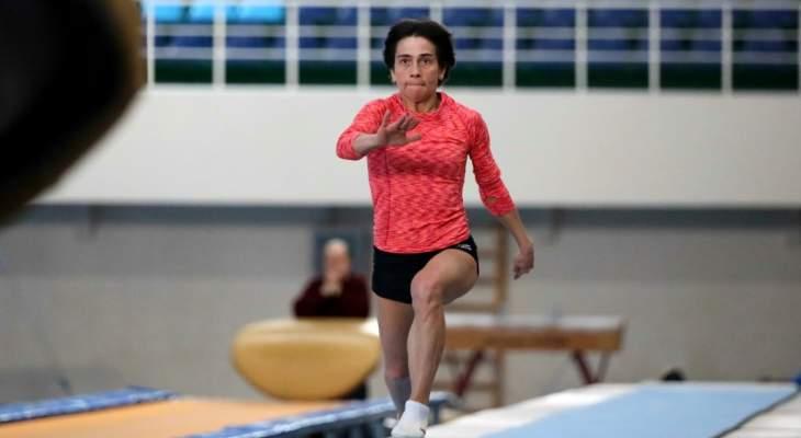 طوكيو 2020: لاعبة جمباز أوزبكية تستعد لمشاركة ثامنة بعمر الرابعة والاربعين