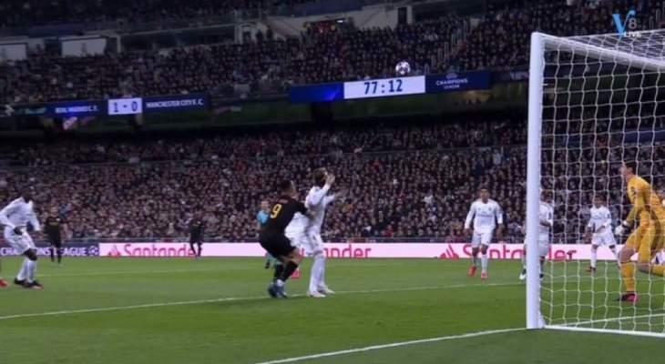 قرارات موفقة وشجاعة لحكم مباراة ريال مدريد ومانشستر سيتي في دوري الابطال
