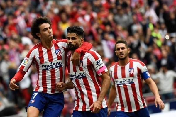 أتلتيكو مدريد يواجه يوفنتوس بغياب خيمينيز وكوستا