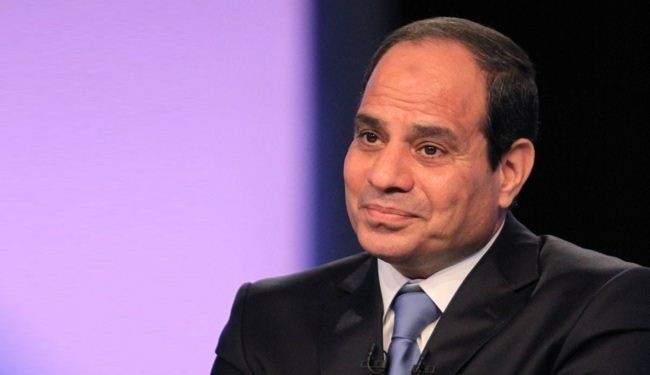 السيسي : فخور بالأداء الرجولي لأبناء المنتخب المصري