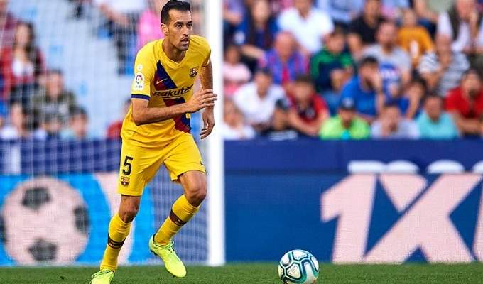بوسكيتس يعلق على مواجهة اتلتيكو مدريد في السوبر الاسباني