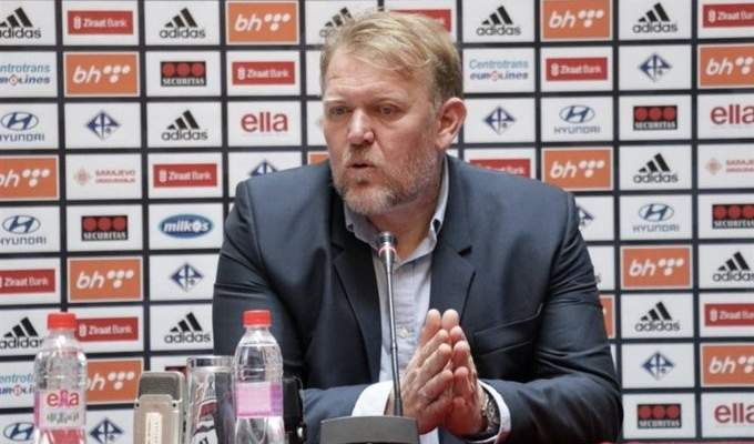 مدرب البوسنة والهرسك يستقيل من منصبه