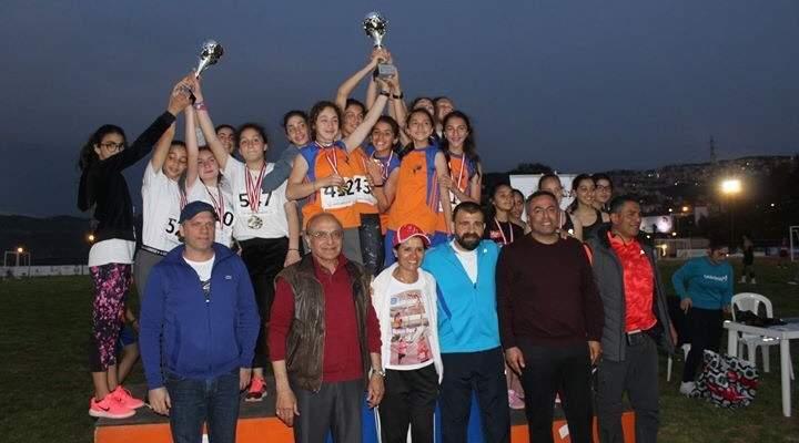 كأس الإتحاد بألعاب القوى للفئات العمرية والفرق لعام 2019: الألقاب للجمهور والشانفيل وبترون ستارز