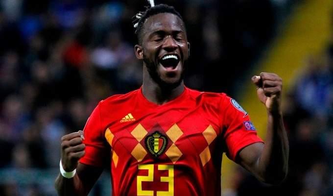 بلجيكا تحقق فوزها الثامن في التصفيات على حساب كازاخستان