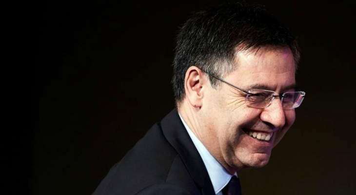 بارتوميو يوقف صفقة انتقال سواريز الى اتلتيكو مدريد