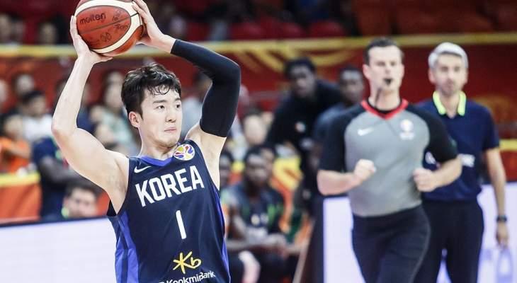 كأس العالم في كرة السلة: كوريا تفوز على ساحل العاج