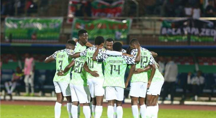 تصفيات امم افريقيا: نيجيريا تكتسح ليسوثو والكاميرون تتخطى رواندا