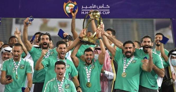 خاص: تفوق مرمر التكتيكي منح العربي لقب كأس امير الكويت