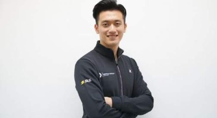 رينو تضم الى اكاديميتها سائق صيني