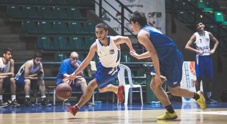 دورة انطوان غريّب في كرة السلة