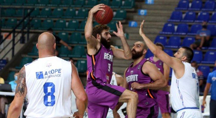 سلة لبنان: الرياضي الاكثر تسجيلا في المرحلة 16 وتراجع في نقاط هومنتمن