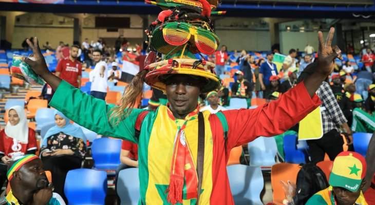 رئيس السنغال يشيد بنتيجة بلاده في افريقيا