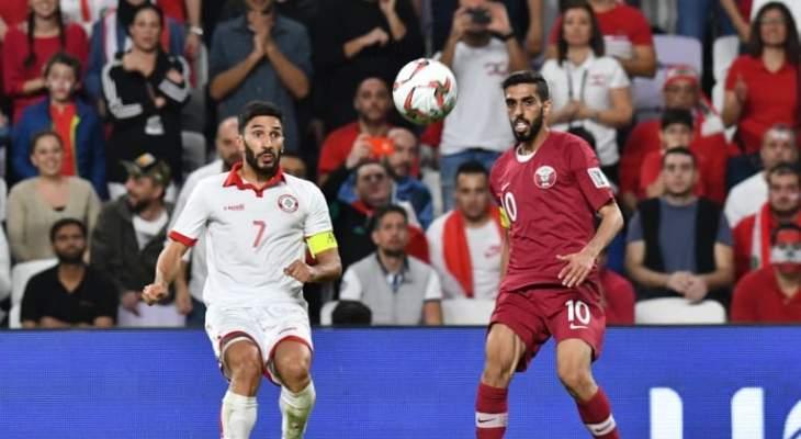 خاص: تفاصيل صغيرة كسرت الجدار الدفاعي اللبناني وجرته إلى هزيمة غير مستحقة من قطر