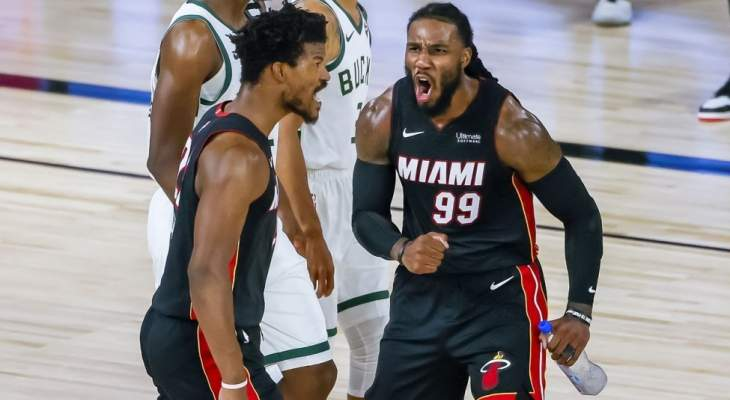 NBA: مباراة واحدة تفصل ميامي هيت عن النهائي الشرقي