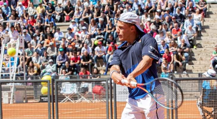 بطولة روما للتنس: شفارتزمان وفيرداسكو الى ثمن النهائي