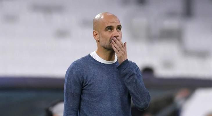 غوارديولا راض عن الفوز أمام شيفلد يونايتد