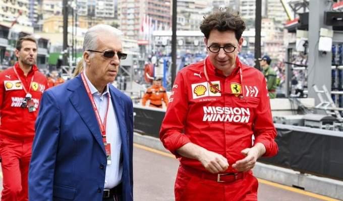 بييرو فيراري يتمنى عودة المنافسة سريعاً