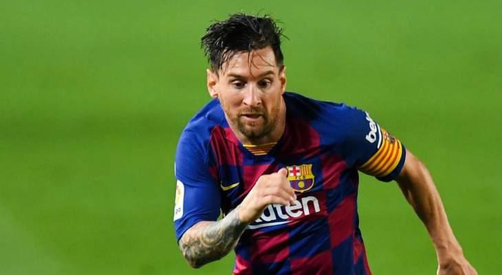 ميسي يسد ثغرات برشلونة في دوري الابطال