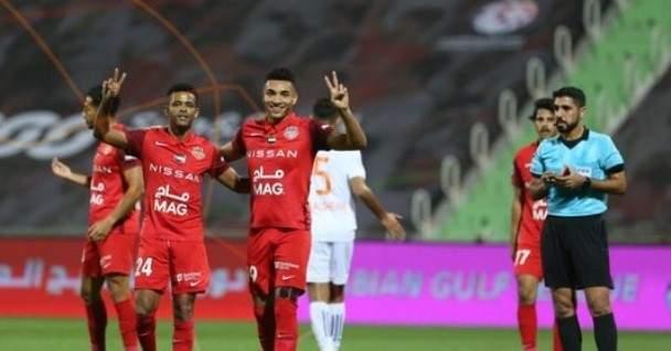 دوري الخليج العربي: الشارقة يتعثر امام خورفكان وفوز شباب الاهلي