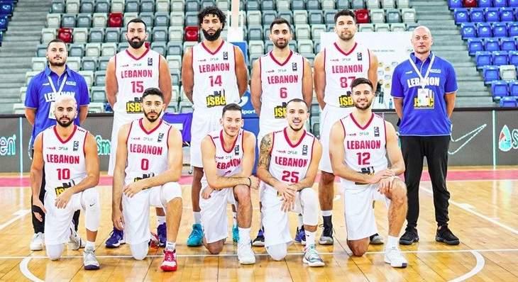 خاص: منتخب لبنان للسلة ... نقاط القوة ونقاط الضعف