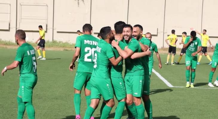ترتيب هدافي كأس لبنان قبل المباراة النهائية