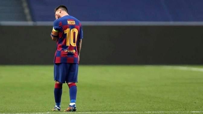 رونالدو: خروج ميسي من برشلونة ليس الحل