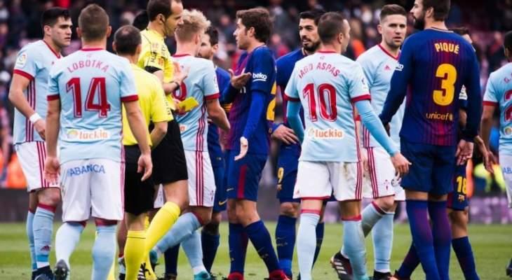 قرعة كأس الملك: مواجهة سهلة للريال وبرشلونة يصطدم بسيلتا فيغو