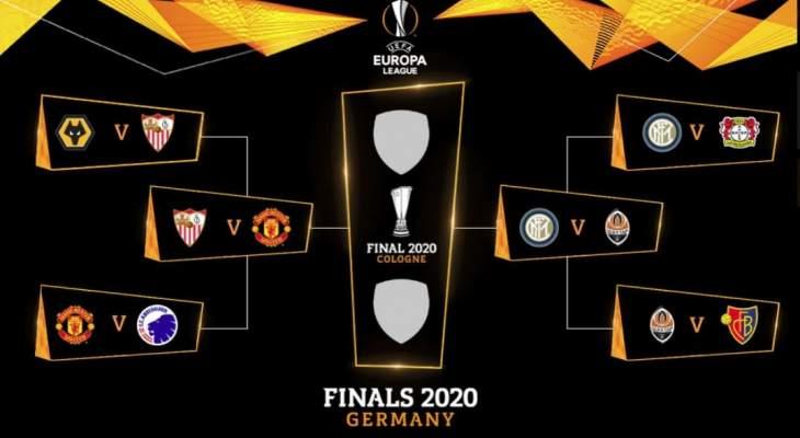 مباريات نصف نهائي الدوري الأوروبي