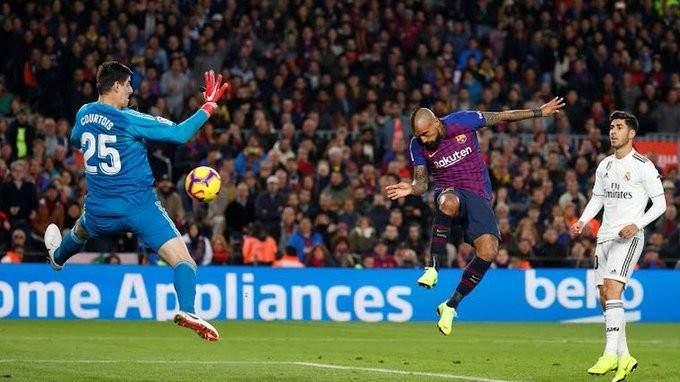 فيدال يسخر من فوز ريال مدريد على اتلتيك بلباو