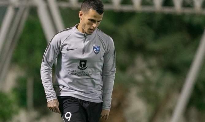 مباراة القادسية تشهد الظهور الاول لجيوفينكو مع الهلال