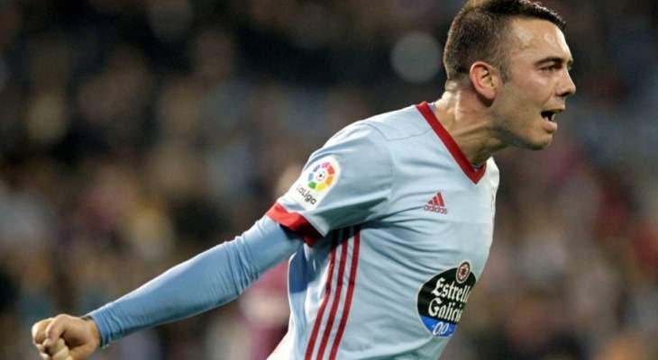نجم سيلتا فيغو: لوبيتيغي اراد ضمي الى ريال مدريد