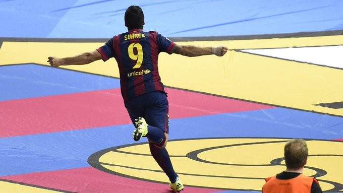 سواريز يكشف عن اهم هدف سجله مع برشلونة
