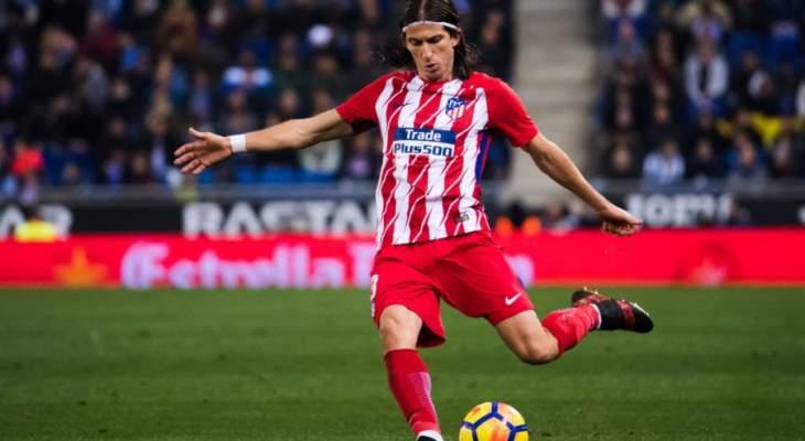 لويس : لم اطلب الرحيل عن اتلتيكو مدريد