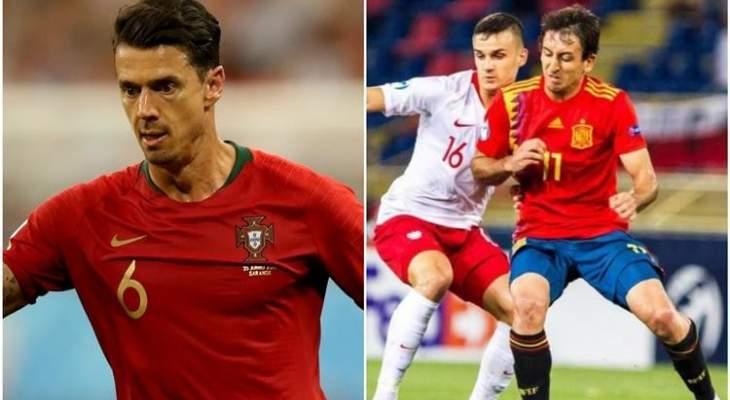 كورونا يدخل قائمة البرتغال واسبانيا قبل اللقاء المنتظر