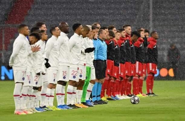 7 لاعبين في خطر قبل موقعة بايرن ميونيخ وباريس سان جيرمان