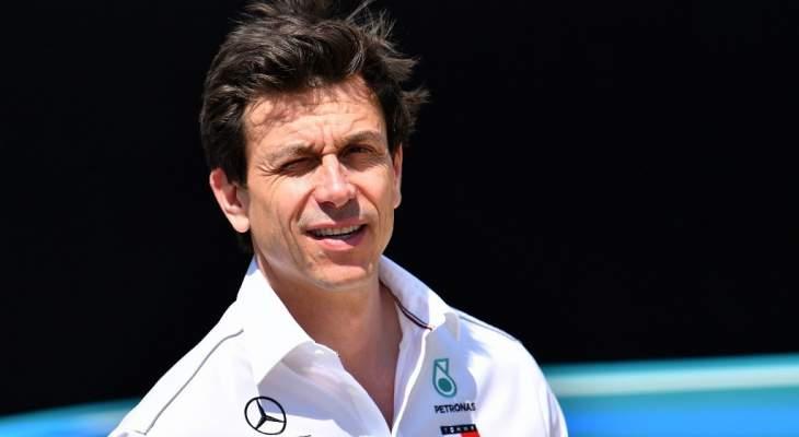وولف: من الخطأ مغادرة الفورمولا 1