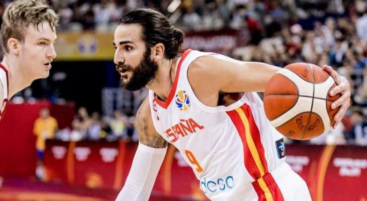 مونديال السلة: اسبانيا تجتاز بولندا بعد مباراة نارية
