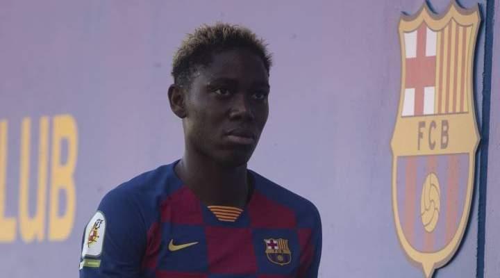 لاعبة برشلونة تنتقد الفريق خلال التعادل مع سلافيا براغ