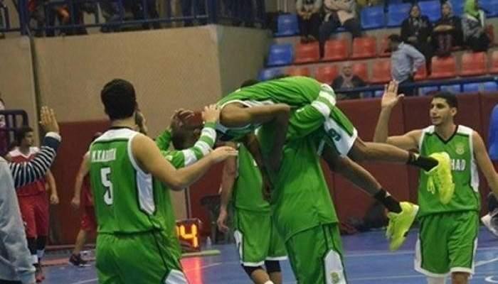 خسارة  للاتحاد السكندري في البطولة العربية للأندية على يد المنستيري