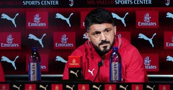 غاتوزو : هدفي الوحيد هو التأهل لدوري الأبطال
