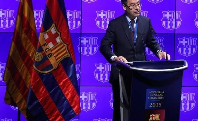مجلس ادارة برشلونة منقسم على نفسه قبل التفاوض مع ميسي