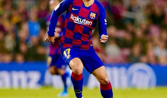 """برشلونة """"المحبط"""" يعود إلى التدريبات إستعداداً لسيلتا فيغو"""